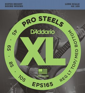 DAddario-EPS165-ProSteels-272x300 10 Best Bass Guitar Strings 2020
