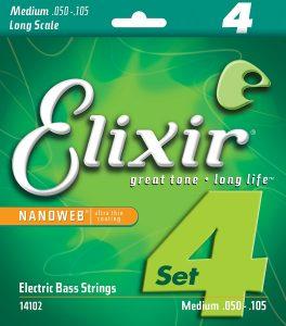 elixir-bass-guitar-strings-264x300 10 Best Bass Guitar Strings 2020