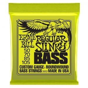 ernie-regular-slinky-bass-300x300 10 Best Bass Guitar Strings 2020