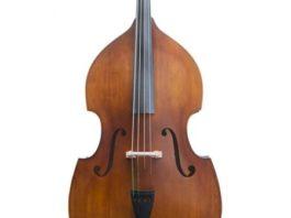 Cecilio 1/2 CDB-100 Upright Double Bass w/Adjustable Bridge