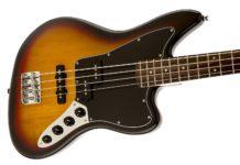 squier by fender vintage modified jaguar bass special